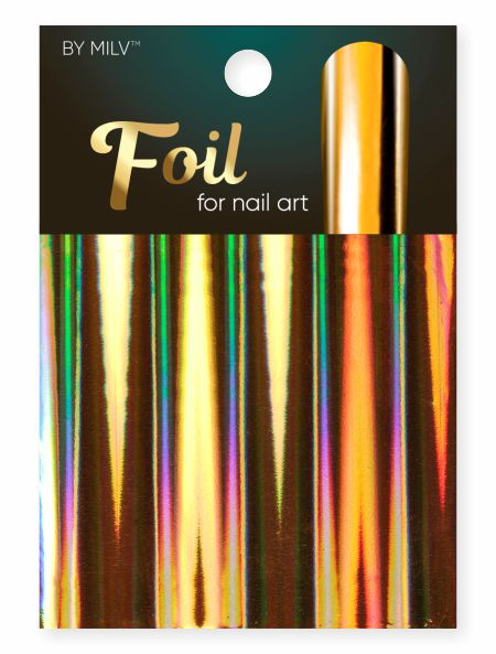 foil for nail art holographic 06 162,5 sm².