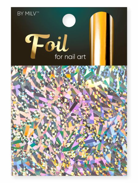 foil for nail art holographic 18 162,5 sm².